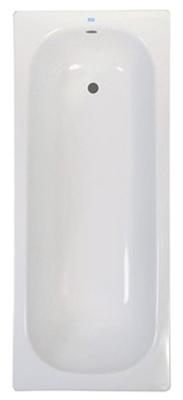 """Ванна стальная (ВИЗ) 1,05*0,65м Donna Vanna с антибак.покрыт.""""Белая орхидея"""" (б/ранта)(ножки в к-те)<br>"""
