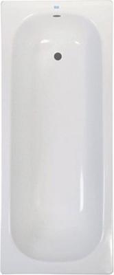 """Ванна стальная (ВИЗ) 1,7*0,75м Donna Vanna с антибак. покрыт.""""Белая орхидея"""" (б/ранта)(ножки в к-те)<br>"""
