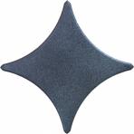 Бордюр Stella metal серый 02<br>