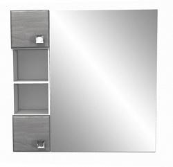 "Зеркало-шкаф ""Латте"" 60см сандал<br>"