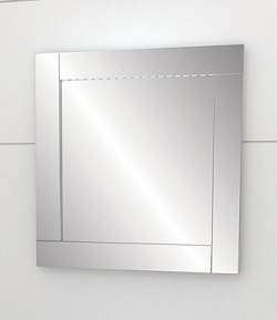 """Зеркало """"Фарбе"""" 60см, с светодиодной подсветкой<br>"""