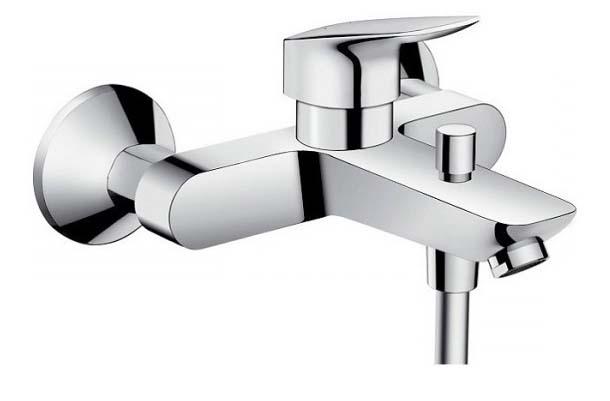 Смеситель для ванны с душем Hansgrohe Logis 71400000<br>